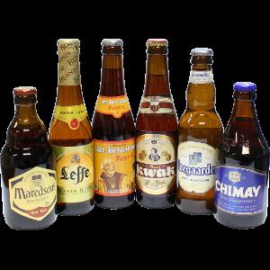 unieke belgische bieren